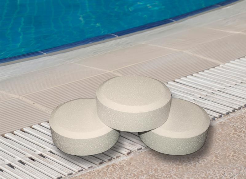 Les pastilles et granulés de chlore : quels sont les inconvénients ?