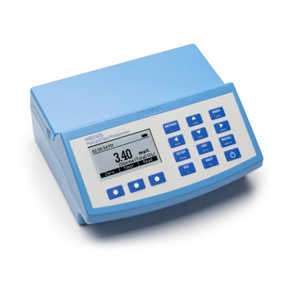 Photomètre multiparamètre pour piscine HI83326