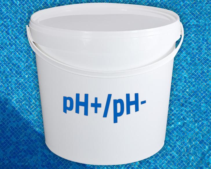 L'ajout de pH- ne modifie pas le pH ?
