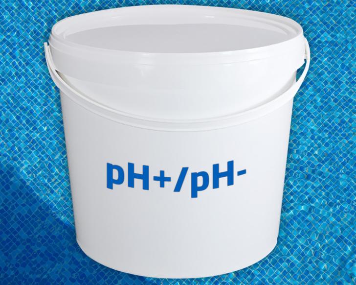 Qu'est- ce le pH- / pH+ ?