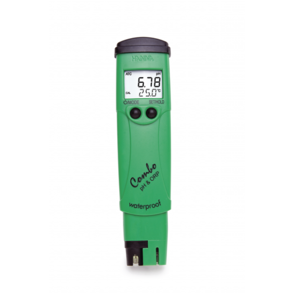 Testeur pH/redox/température HI98121