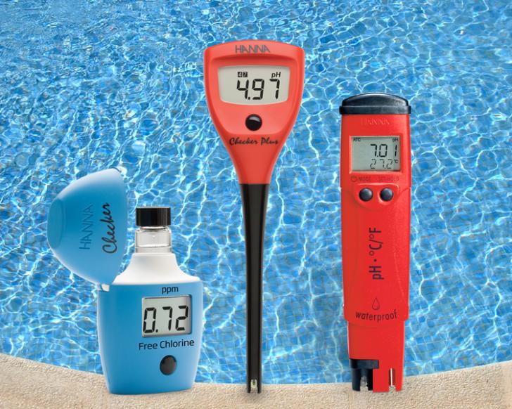 Comment mesurer correctement le pH et le chlore libre manuellement ?